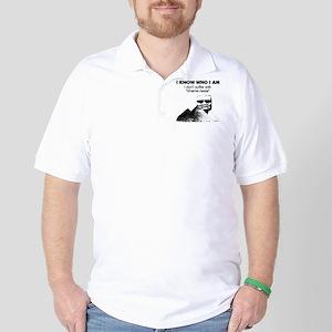 African American Golf Shirt