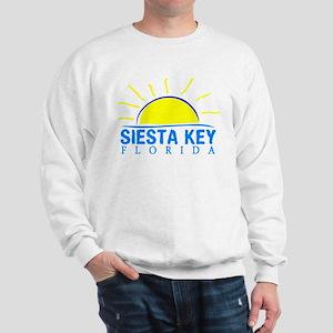 Summer siesta key- florida Sweatshirt
