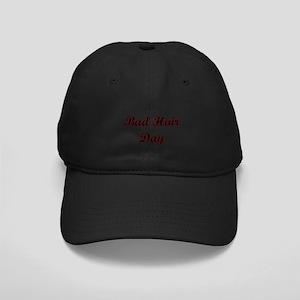 Bad Hair Day Black Cap