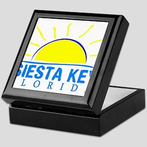 Summer siesta key- florida Keepsake Box