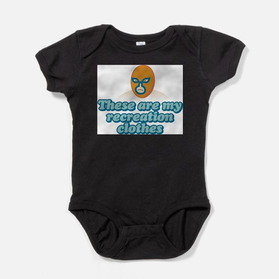 Recreation Clothes Infant Creeper Body Suit
