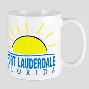 Summer fort lauderdale- florida Mugs