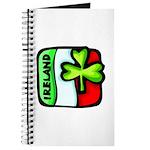 Irish Flag of Ireland Journal