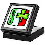 Irish Flag of Ireland Keepsake Box