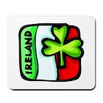 Irish Flag of Ireland Mousepad