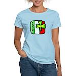 Irish Flag of Ireland Women's Light T-Shirt