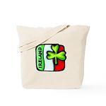 Irish Flag of Ireland Tote Bag