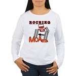 ROCKING MOAB Women's Long Sleeve T-Shirt