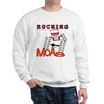 ROCKING MOAB Sweatshirt