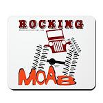 ROCKING MOAB Mousepad
