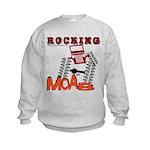 ROCKING MOAB Kids Sweatshirt