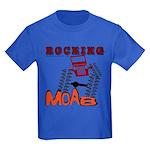 ROCKING MOAB Kids Dark T-Shirt