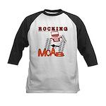ROCKING MOAB Kids Baseball Jersey