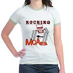 ROCKING MOAB Jr. Ringer T-Shirt
