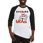 ROCKING MOAB Baseball Jersey