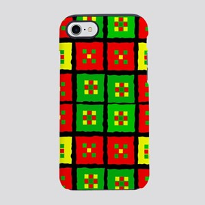 African American iPhone 8/7 Tough Case