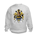 Glasser Family Crest Kids Sweatshirt