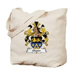 Glasser Family Crest Tote Bag