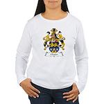 Glasser Family Crest Women's Long Sleeve T-Shirt