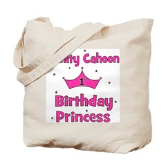 Custom - First Birthday - Tri Tote Bag