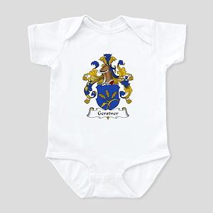 Gerstner Family Crest Infant Bodysuit