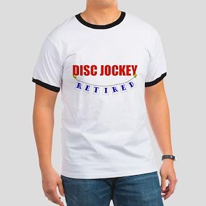Retired Disc Jockey Ringer T