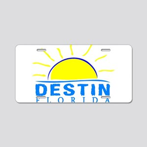 Summer destin- florida Aluminum License Plate