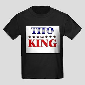 TITO for king Kids Dark T-Shirt
