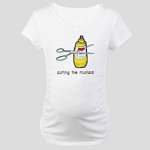 Cutting the Mustard Maternity T-Shirt