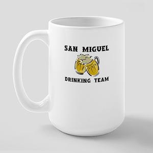 San Miguel Large Mug