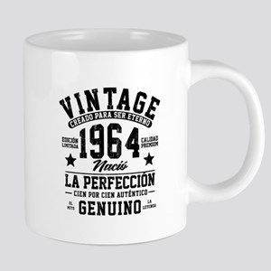 Vintage 1964 La Perfeccion Mugs