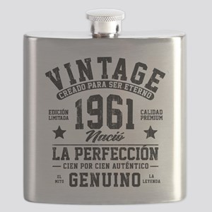 Vintage 1961 La Perfeccion Flask