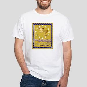 Proclaim Liberty White T-Shirt