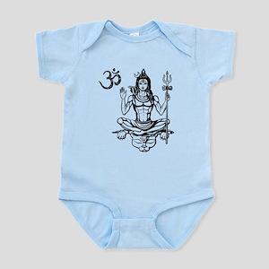 15750e517 Om Shiva Hinduism God Good Spirit Medita Body Suit