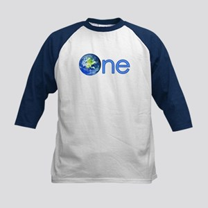 One Earth Kids Baseball Jersey