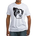 bo-the-dog-no-collar T-Shirt