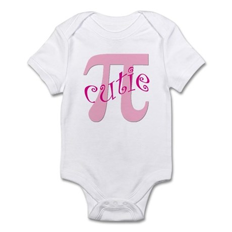 Cutie Pi Infant Bodysuit