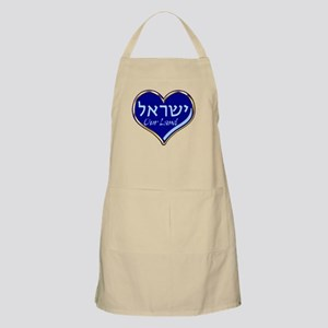 Israel Our Land BBQ Apron