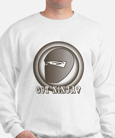 Retro Ninja Sweatshirt