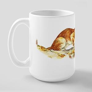 Mountain Lion Large Mug