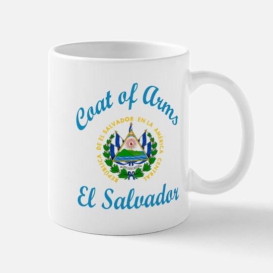 Coat Of Arms El Salvador Country Mug