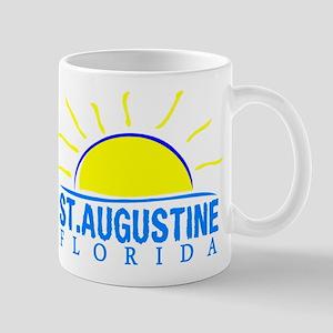 Summer st. augustine- florida Mugs