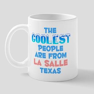 Coolest: La Salle, TX Mug