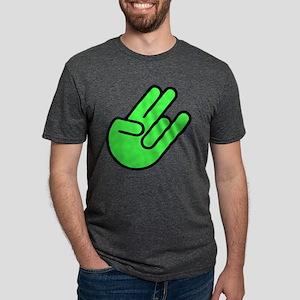 SHOCKERHAND GRÜN T-Shirt