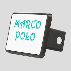 Marco Polo Rectangular Hitch Cover