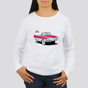 The Amphibious Car Women's Long Sleeve T-Shirt