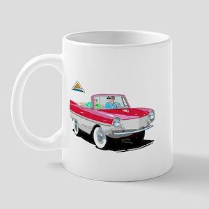 The Amphibious Car Mug