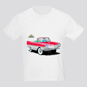 The Amphibious Car Kids Light T-Shirt