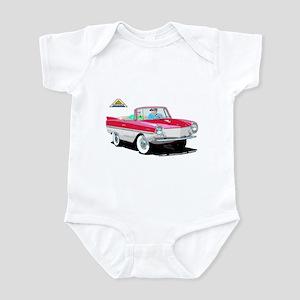 The Amphibious Car Infant Bodysuit