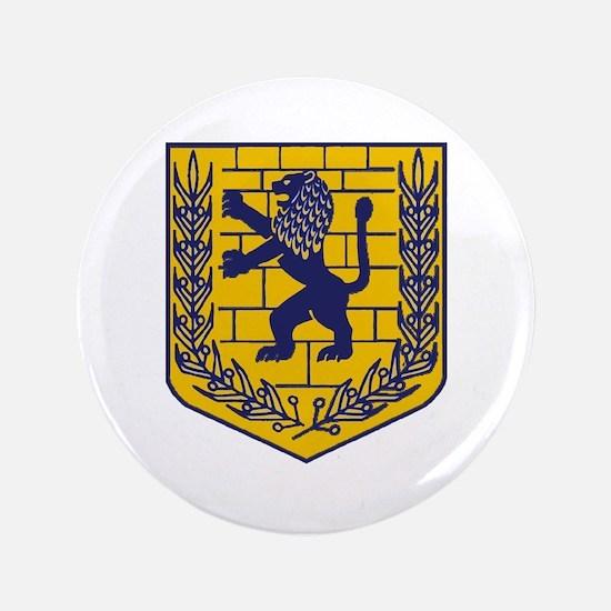 "Lion of Judah Gold 3.5"" Button"